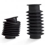 VisiJet M2 EBK Elastomeric Material – Black (1.5 kg bottle)