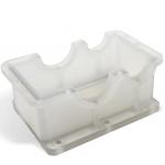 VisiJet M2R-CL Plastic Material – Clear (1.5 kg bottle) – New