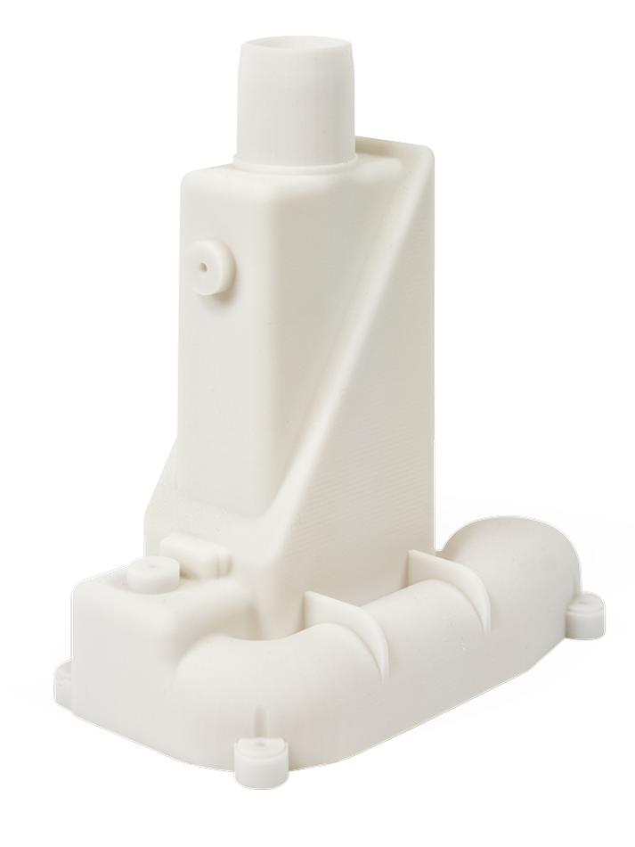 VisiJet M2R-WT Plastic Material – White (1.5 kg bottle)
