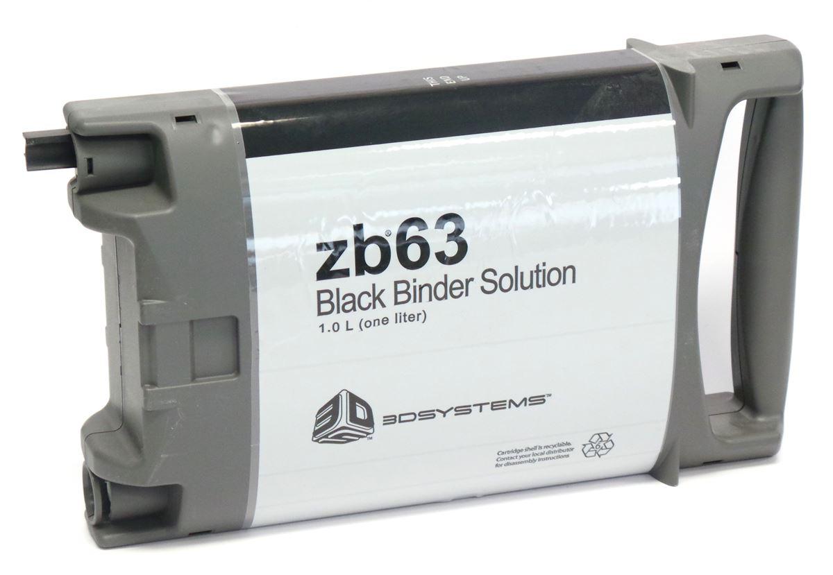 zb63 Black Binder Cartridge