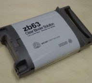 zb63 Clear Binder Cartridge