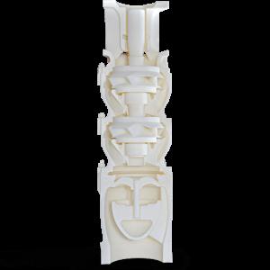 VisiJet CR-WT 200 Rigid Plastic Material – White (2.0 kg bottle)